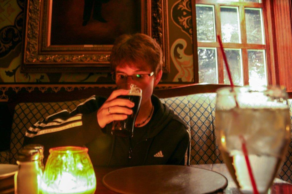 Smithwick @ Irish Pub :-)