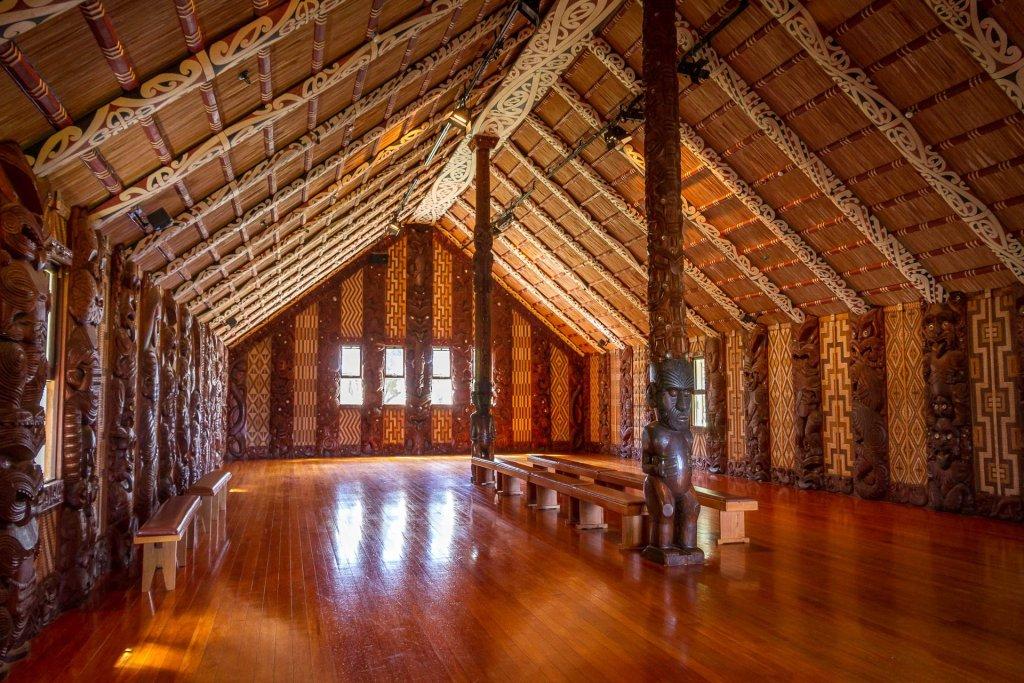Waitangi – Tribal House