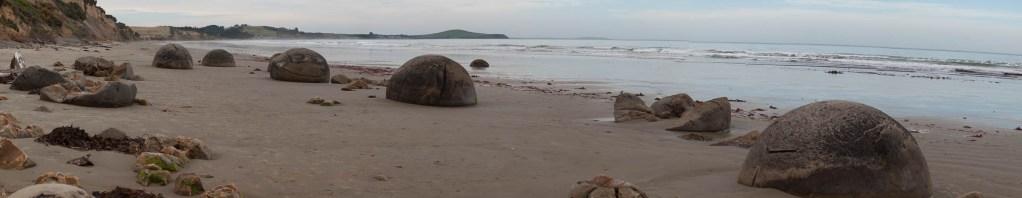 Moeraki Bucht