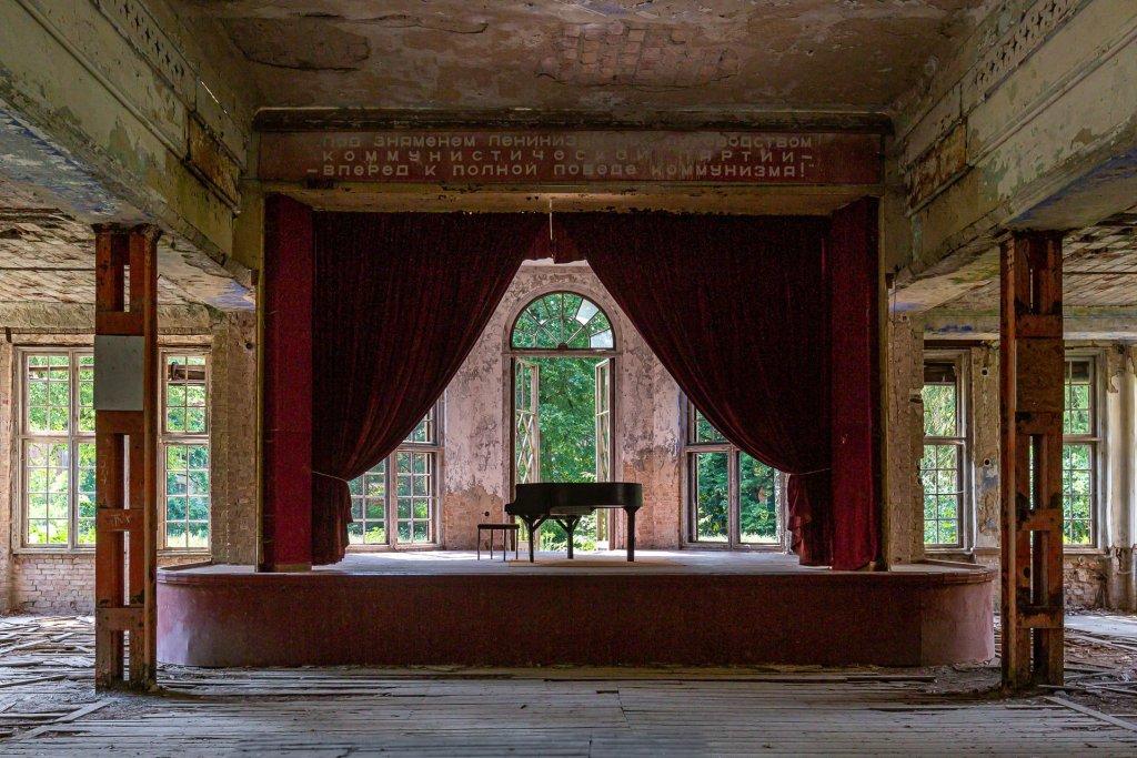 Konzertsaal Grabowsee