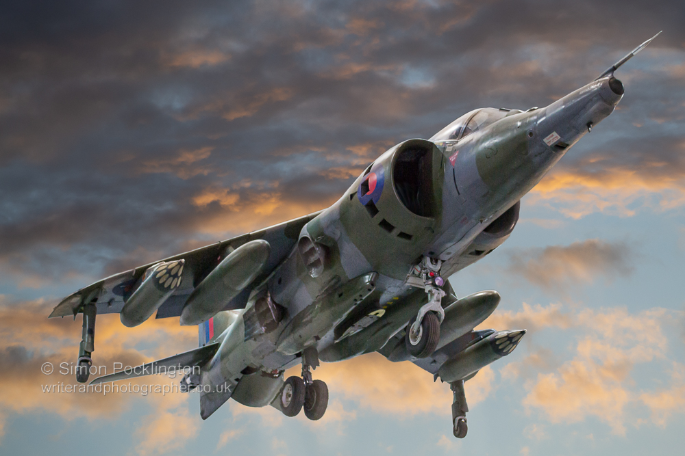 BAe Harrier GR.3 XZ133