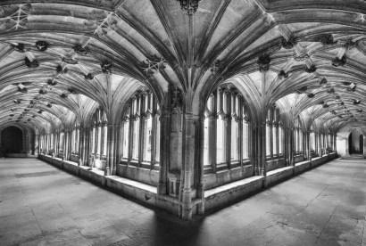 Jillian Koernich_Abbey cloisters
