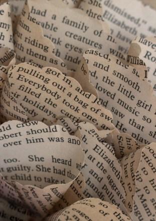 Jillian Koernich_Book wreath
