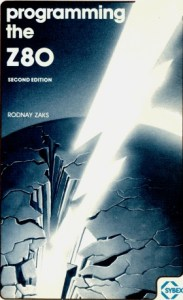 Book Cover - Programming the Z80 by Rodnay Zaks