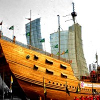 Zheng He's World Tour in Early 15th Century