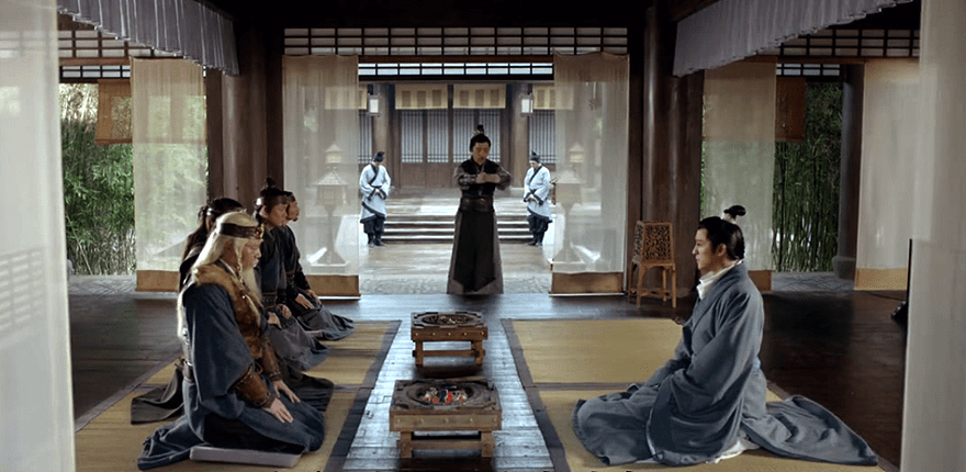 Nirvana in Fire (6): A Rescue Operation