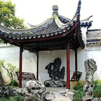 Chinese Garden Pavilions
