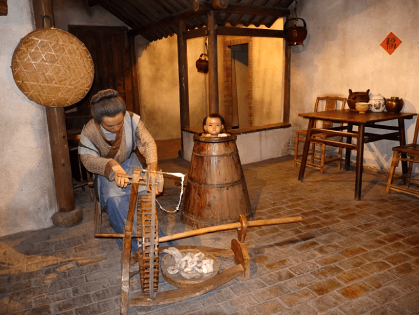 Ancient Shanghai in the Ming Dynasty