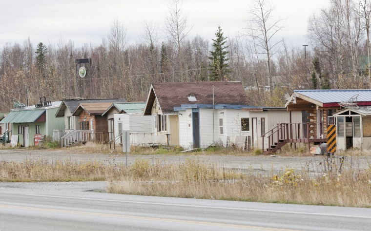 Felony Flats in Alaska