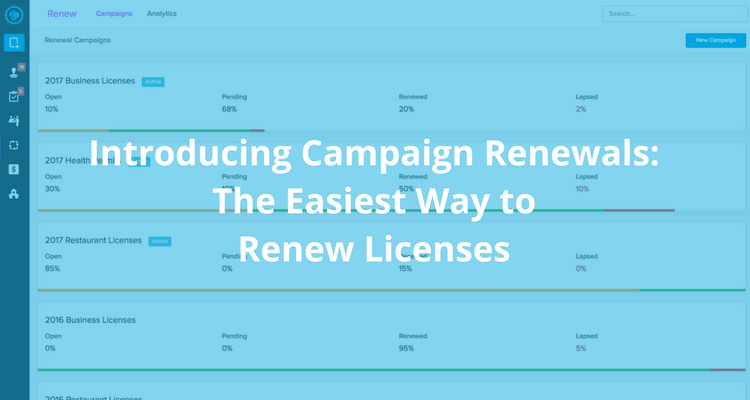 Introducing Campaign Renewals: the Easiest Way to Renew Licenses