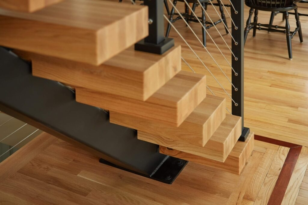 What Are Thick Stair Treads Viewrail | Stair Treads For Wood Stairs | Anti Slip Stair | Stair Nosing | Stair Risers | Hardwood Flooring | Examples Terramai