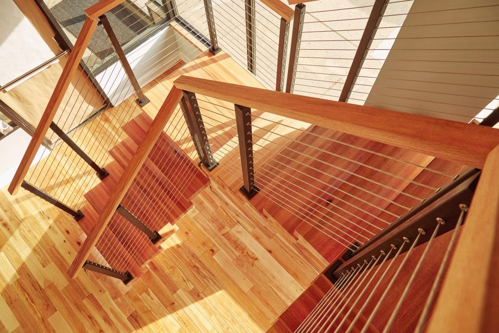 Which Wood Species Works Best On Floating Stairs | Best Hardwood For Stairs | Treads | Oak | Stair Tread | Stain | Laminate Flooring