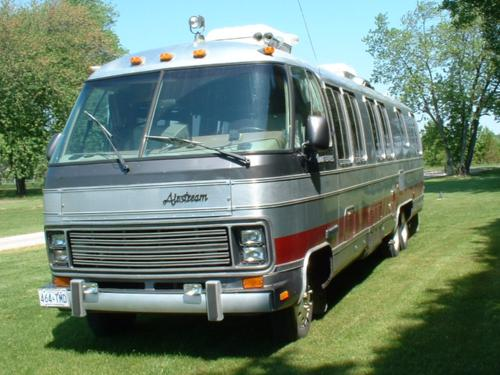 Freds Airstream Motorhome Class A Archives 1986