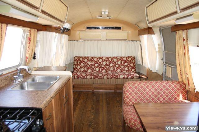 1982 Airstream Excella 34 Travel Trailer A