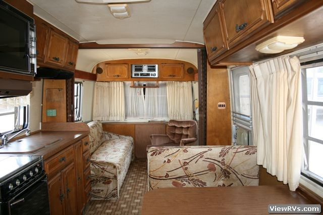 1983 Avion 34W 34 Travel Trailer B