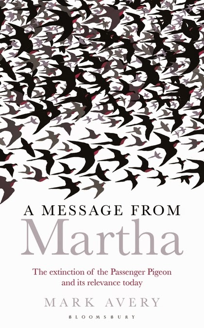 A Message From Martha by Mark Avery - Review