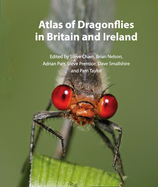 Atlas of Dragonflies in Britain and Ireland - review