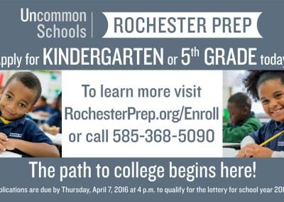 Rochester Prep Project