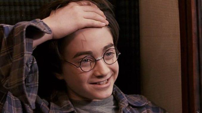 Εγώ και ο Harry Potter