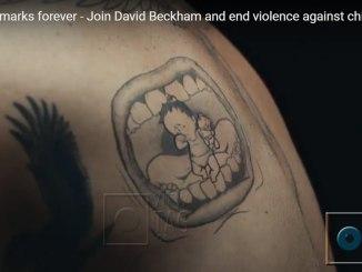 Τα tattoo του Μπέκαμ