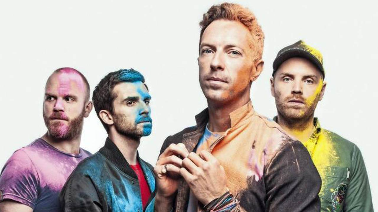 COLDPLAY – ALL I CAN THINK ABOUT IS YOU, το τραγούδι της Τρίτης (Video)