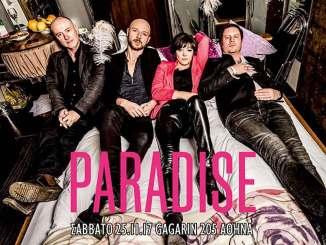 Paradise, η σούπερ Band του Sivert