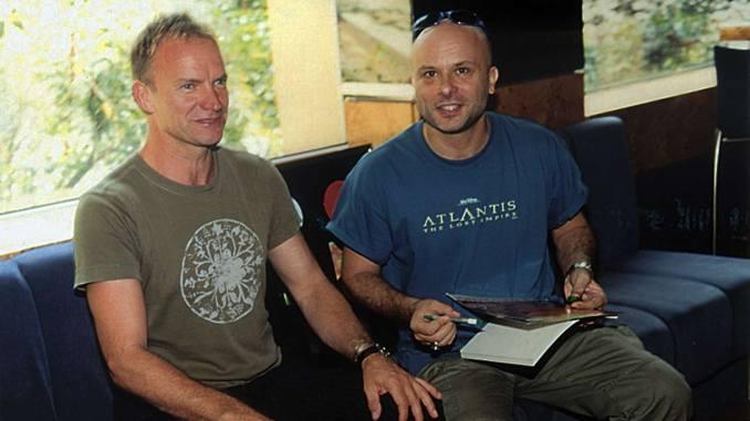 Sting: Πιστεύω στην αλλαγή