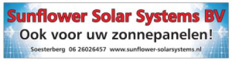 Banner Sunflower