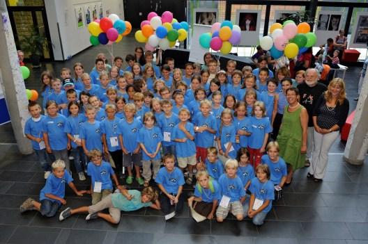 Gesamtfoto Sommerakademie 2011