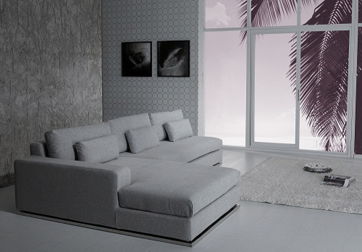 Fabric Sectional Sofas Chaise