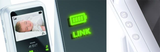 Philips Avent SCD600 - camara -