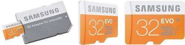 Tarjeta MicroSD 32 GB -
