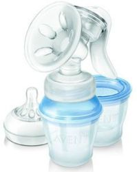 Extractor manual de leche Philips Avent Confort