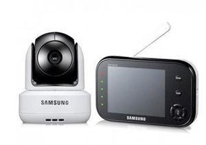Vigilabebés Samsung SEW3036. Análisis