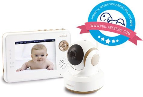 Availand Follow Baby New Edition - premio mejor vigilabebes con camara 2017