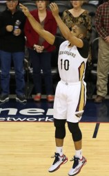 Gordon was the second most accurate 3-point shooter in the NBA during the 2014-15 season.