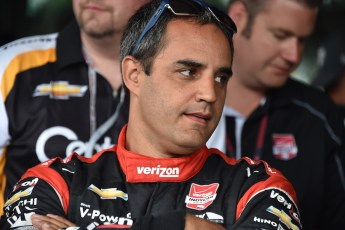 Montoya started 15th, moving up 14 spots en route to the win.