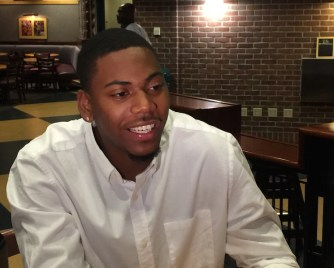 """Glenn Robinson III is eager to get started and """"overly dedicated"""" to continue his journey with the Pacers."""