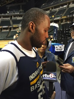Seeking a fresh start, Stuckey changed his number to 2 last season when he joined the Pacers.