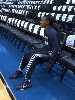 Tamika Catchings will soon close the chapter on her basketball career.