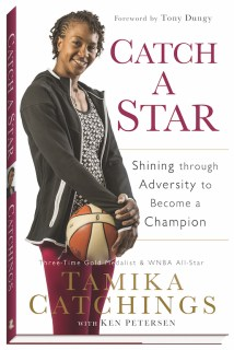 Catchings' autobiography hits stores March 1.