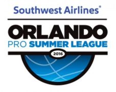 Orlando Summer League runs from July 2-8 at the Amway Center.