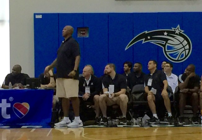 Popeye Jones and staff.