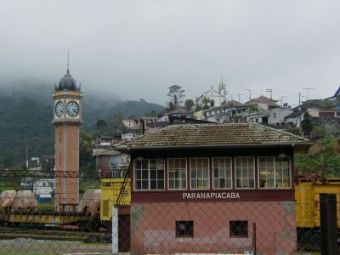 A Vila Paranapiacaba