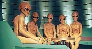 Ilustração do Congresso Ufológico Gucit