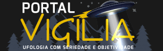 Logotipo Portal Vigília - UFOs, OVNIs, Aliens, Extraterrestres, Mistérios e Conspirações