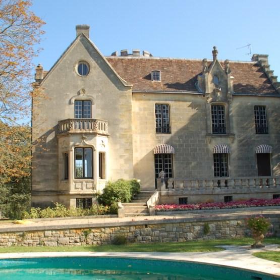 Château au coeur des vignes en vente Gironde