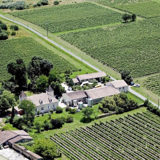 A vendre Propriété Viticole en Blaye Côtes de Bordeaux