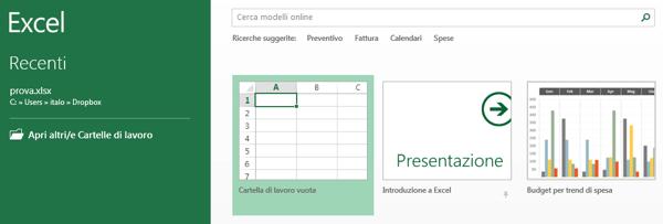 Create Spreadsheet