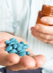 Prescription Medication for erectile dysfunction